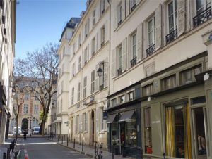 Appartement paris 6